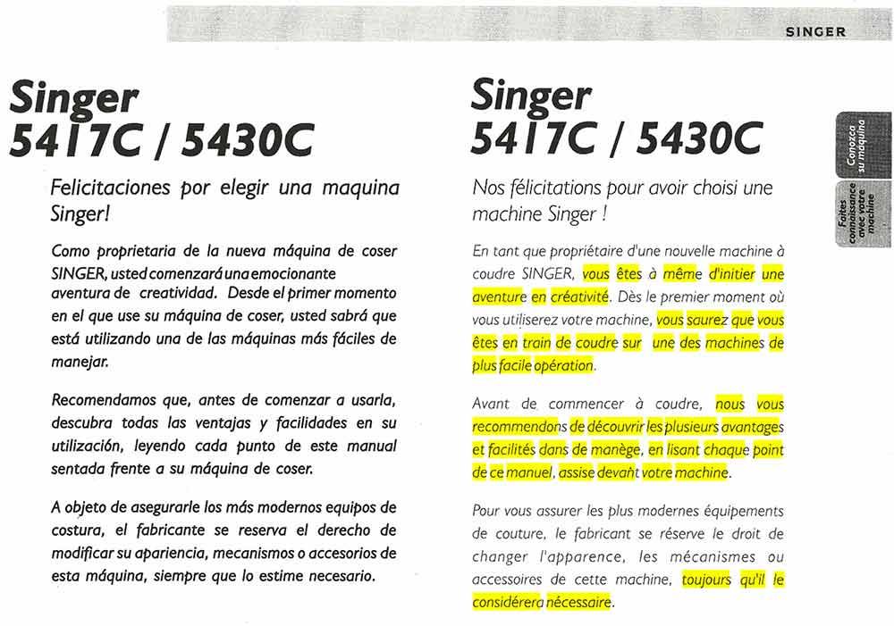 Calendrier Traduction.Perles De Traduction Correction Erreurs De Traduction